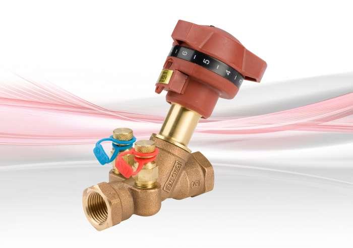 Balancing valves probalance by crane fs