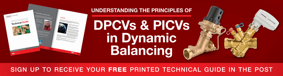 Understanding The Principles of DPCVs & PICVs in Dynamic Balancing