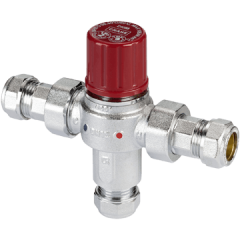 Thermostatic Mixing (TMV)